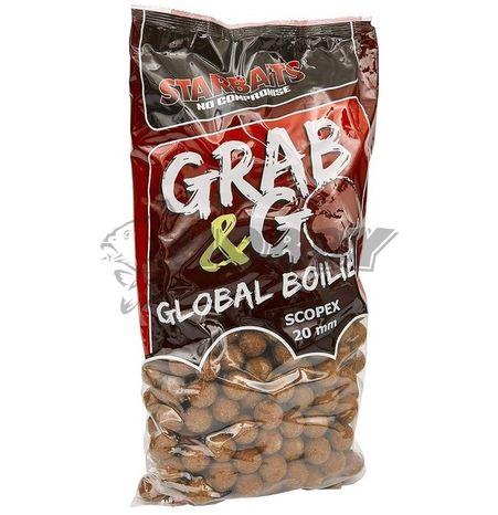StarBaits Global boilies SCOPEX 20mm 2,5kg