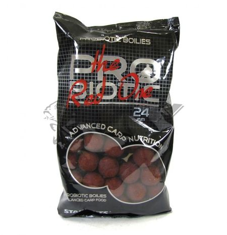 StarBaits Red One - Boilie potápavé 24mm/1kg