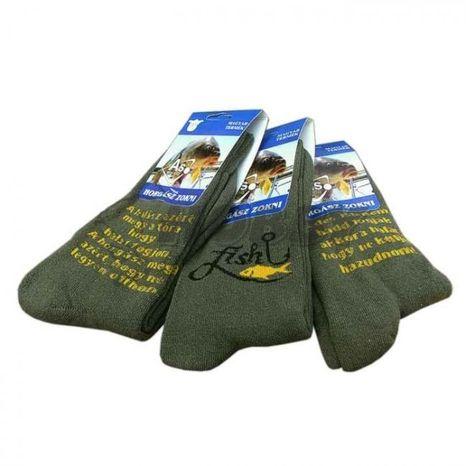 TIF Ponožky As Marina froté rybárske veľ.43-46/3 páry