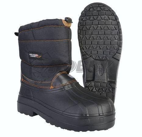 Topánky Savage Gear Polar Boot Black veľ.43/8