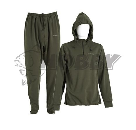 Trakker Thermoprádlo s Kapucňou - Two Piece Undersuit - L